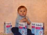 Детское питание Смесь Беллакт