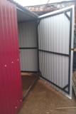 Бытовка без утепления под склад (Хозконтейнер)