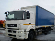 Бортовой автомобиль Камаз 65207-001-87(S5)
