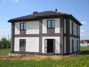 Дом из газоблока под ключ Пенза,  проект и строительство