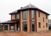Строительство коттеджа,  загородного дома из кирпича в Пензе