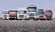 Наша транспортная компания доставляет груз по всей России