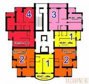 Срочно продаю 4 - х комнатную квартиру в новом элитном доме по ул. Сув