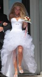продам свадебное платье. эксклюзив.